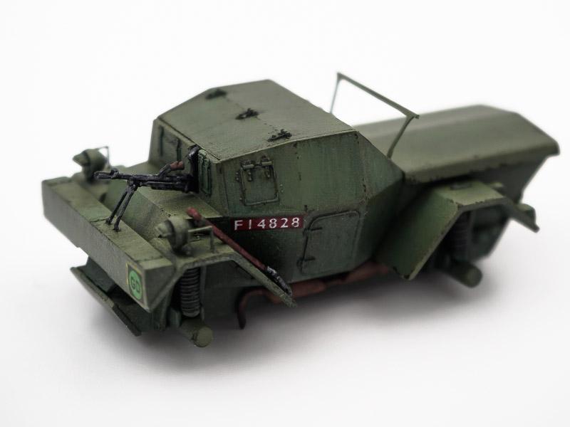 Daimler Dingo Mk.Ia [S-Model, 1/72] 19020806361324220516113194