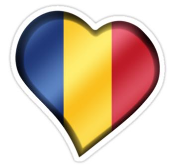 România Flag