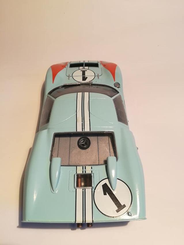 FORD GT 40 Mark II  Fujimi 1/24 19021006461823576216115387