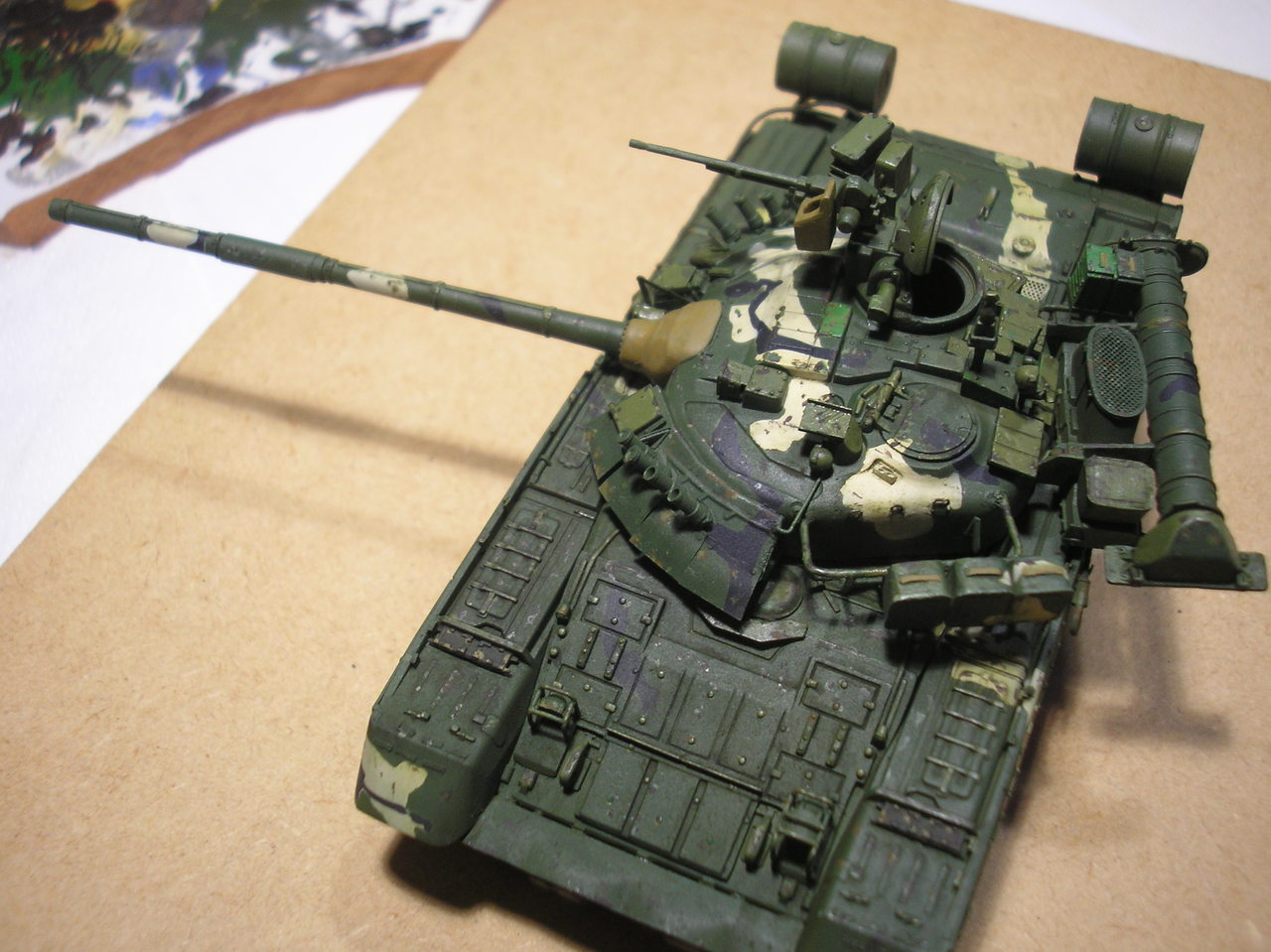 T-80 Ua /  Modelcollect  - Page 2 19021212331815416117337
