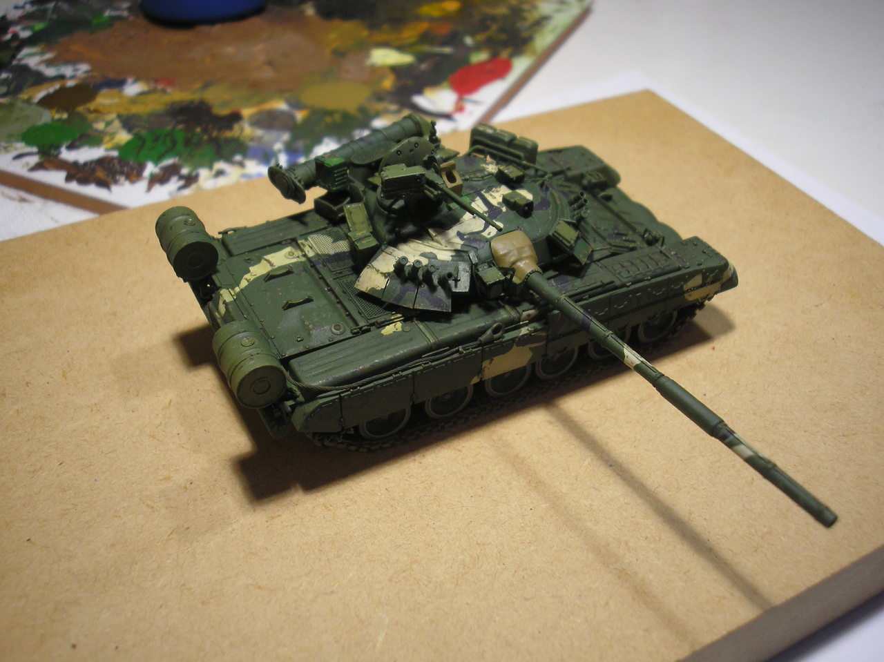 T-80 Ua /  Modelcollect  - Page 2 19021212332015416117338