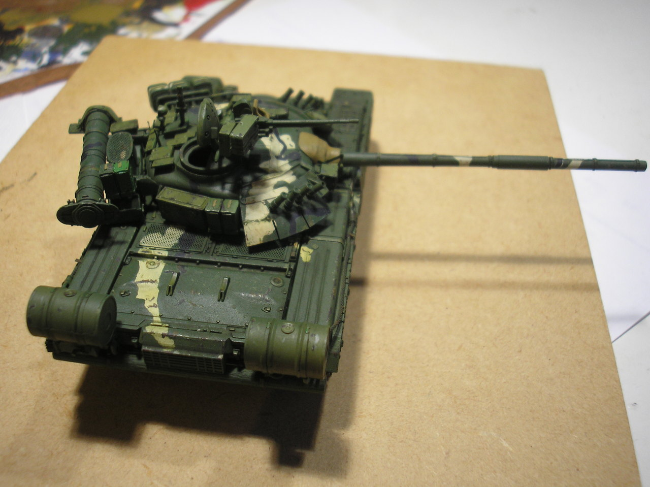 T-80 Ua /  Modelcollect  - Page 2 19021212334115416117339
