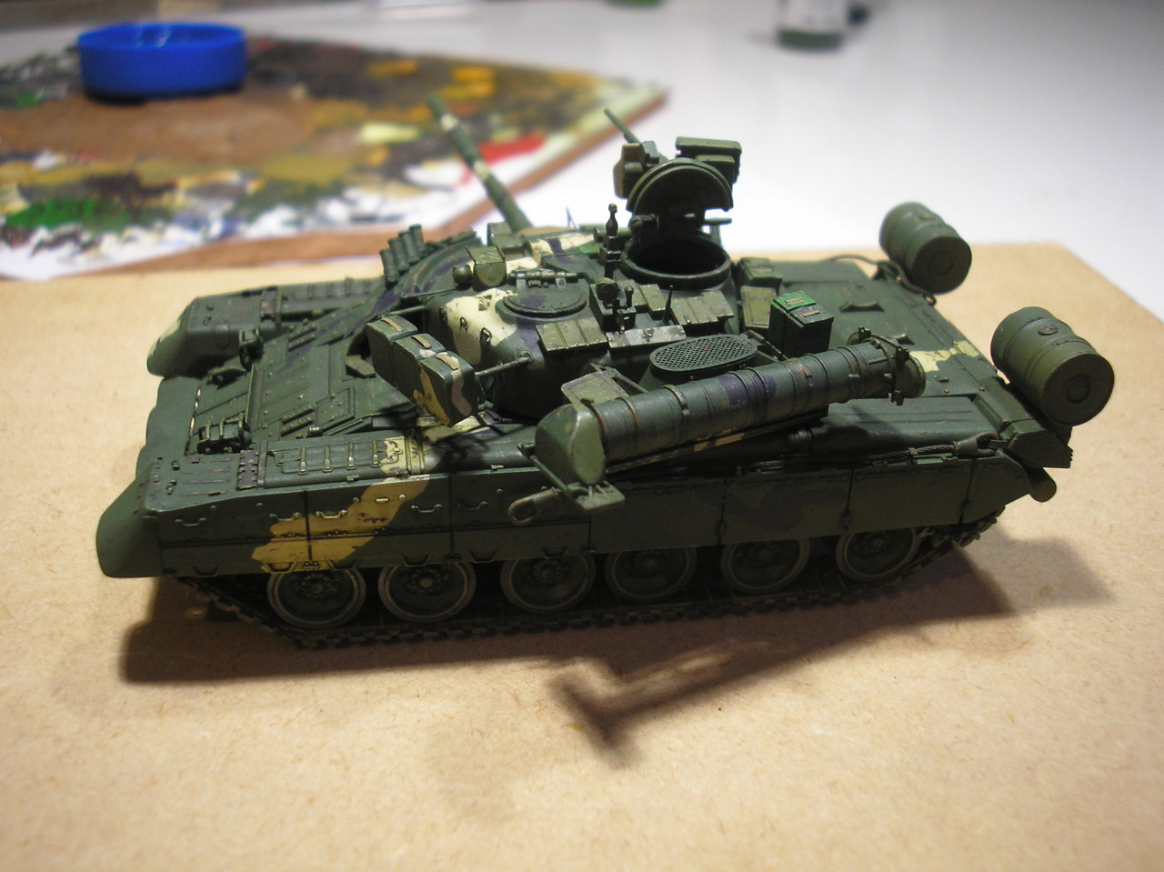 T-80 Ua /  Modelcollect  - Page 2 19021212334115416117340