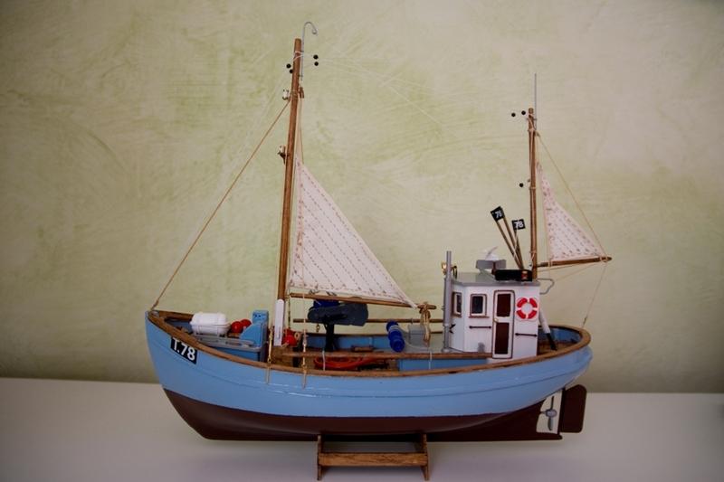 """Caboteur """"Le Norden"""" 1/30 de Billing Boats - Page 4 19021605525413521116122299"""