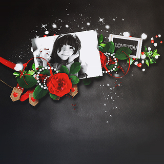 kittyscrap_my_love_is_a_red_rose_pageCarole