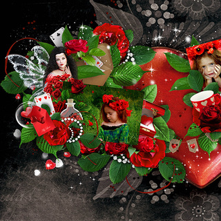 kittyscrap_my_love_is_a_red_rose_pageNounou