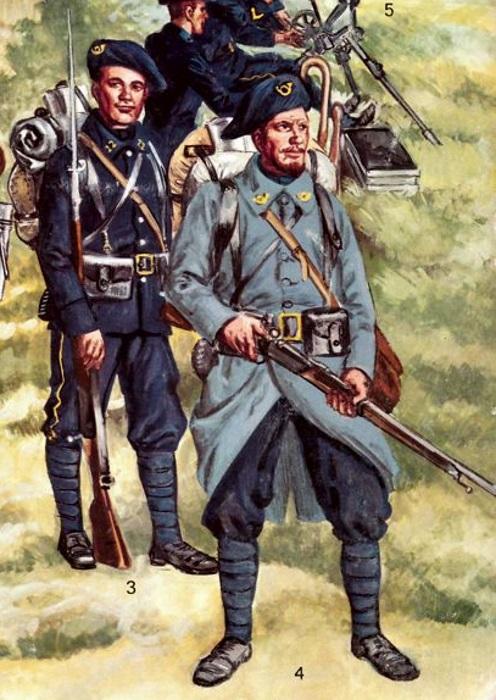 Capitaine Brocard commandant de l'escadrille des cigognes 1916 1/32 19022105193323469216129276