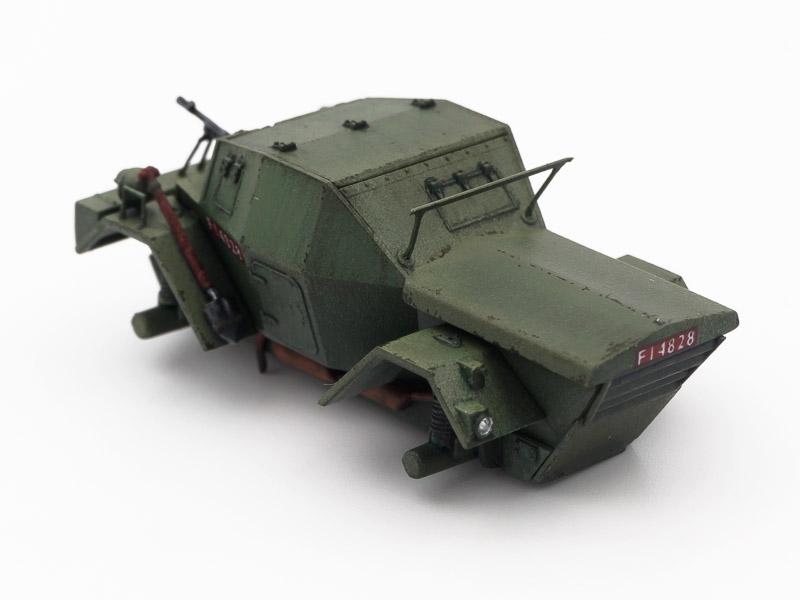 Daimler Dingo Mk.Ia [S-Model, 1/72] 19022202372024220516130301