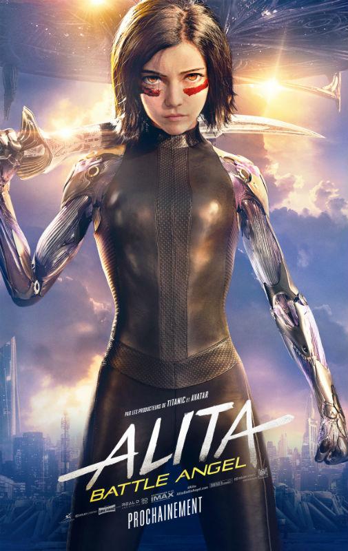 ALITA : BATTLE ANGEL - LA CRITIQUE dans Cinéma 19022307034915263616131299