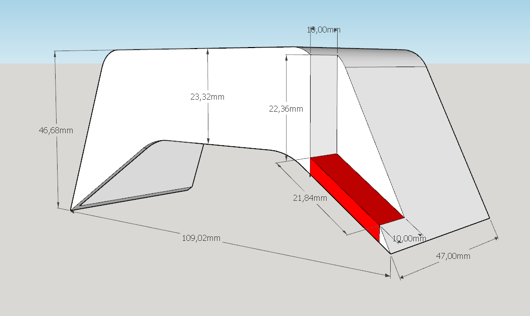 Garde Boue 3D et Passage de Roue 3D pour Scale et Crawler 1/10 19022804411623988416139586