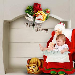 kittyscrap_I_Love_my_Granny_pageNybilandia