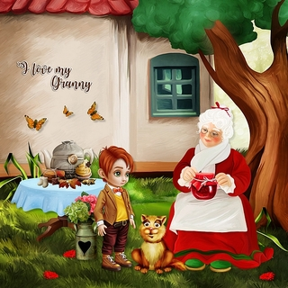 kittyscrap_I_Love_my_Granny_pagePantherka