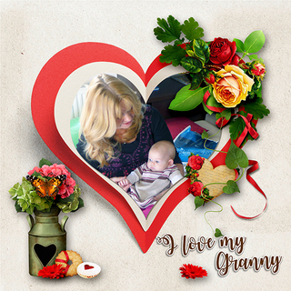 kittyscrap_I_Love_my_Granny_pageSarkavka