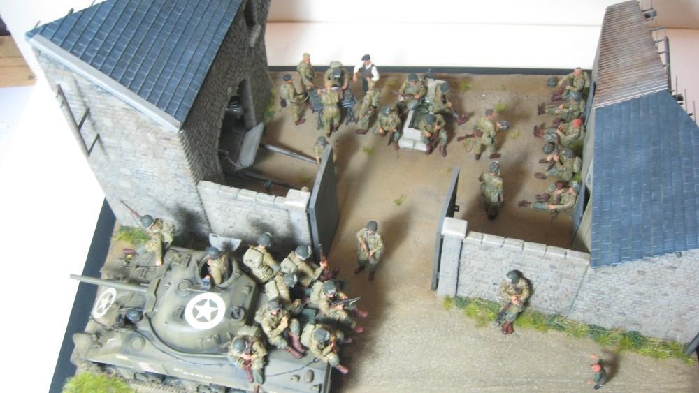 Diorama 101st Airborne Normandie - Page 2 19030307024223329216143434