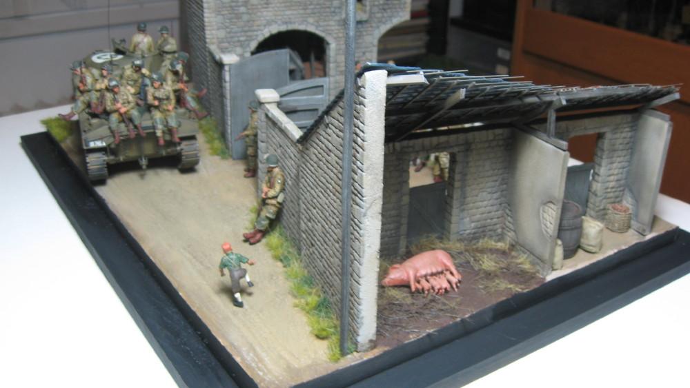 Diorama 101st Airborne Normandie - Page 2 19030307025023329216143438