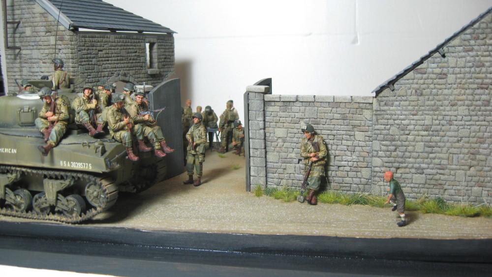 Diorama 101st Airborne Normandie - Page 2 19030307025323329216143439