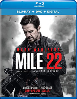 Mile 22 (2018) 1080p BluRay x265 HEVC 10bit AAC 5 1 - FreetheFish