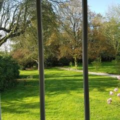 L'album de la chambre d'hôtes La Sévinais - Le parc de la verrière v1