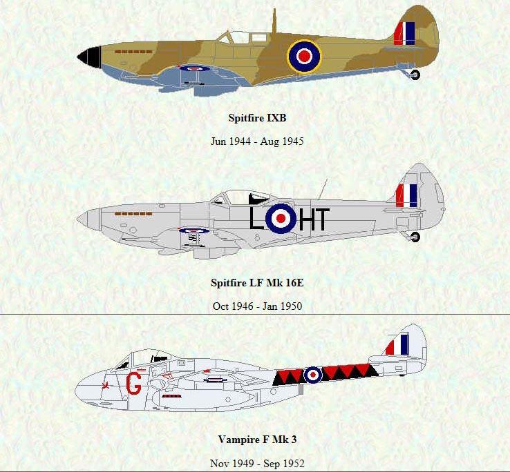 Spitfire Mk. XVI Bubbletop ÷ Eduard 8285 ÷ 1/48 1903110102285585016153810