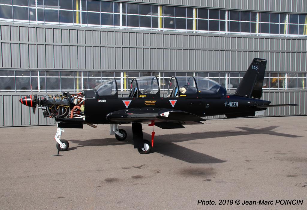 SOCATA Epsilon 143 Apache Aviation F-HEZH_Darois_Photo.2019©J-M POINCIN_2728r