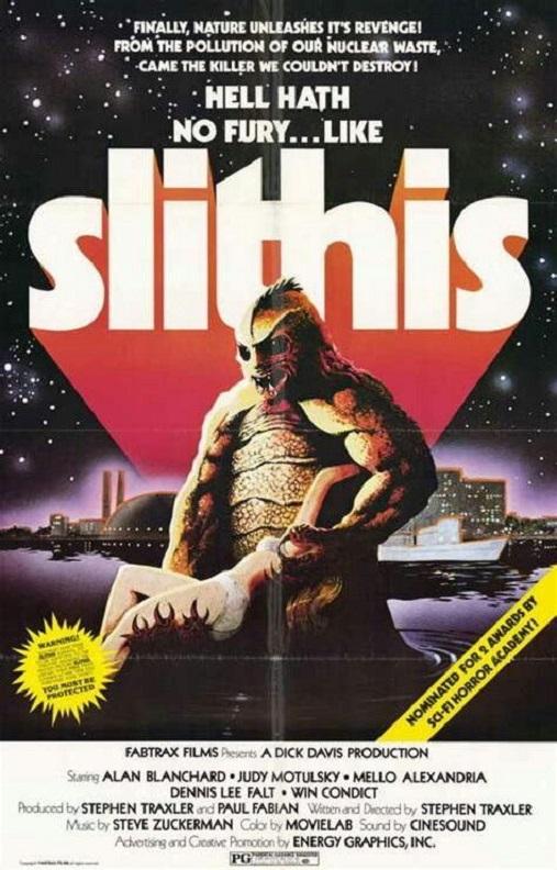 SLITHIS (1978) dans Cinéma bis américain 19031305281915263616156327