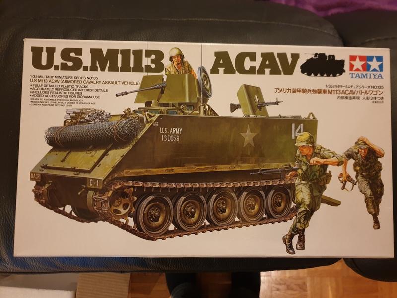 M113 ACAV - Tamiya - 1/35 19031407464524268716159405