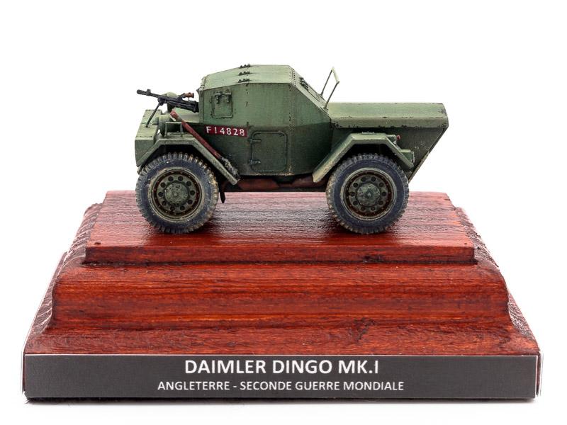Daimler Dingo Mk.Ia [S-Model, 1/72] 19031602421524220516161206
