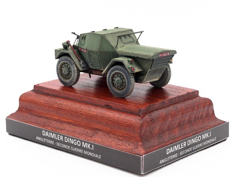 Daimler Dingo Mk.Ia [S-Model, 1/72] 19031602421924220516161209