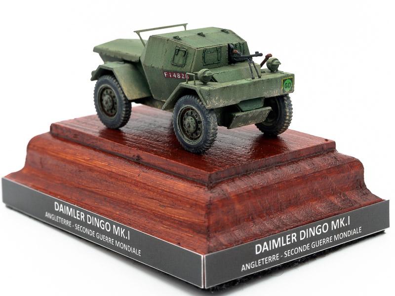 Daimler Dingo Mk.Ia [S-Model, 1/72] 19031602422324220516161211