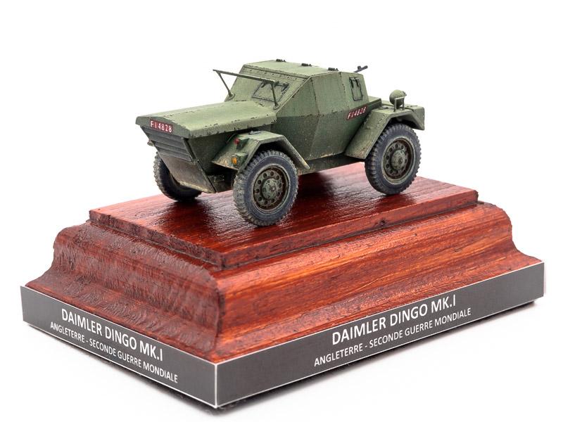 Daimler Dingo Mk.Ia [S-Model, 1/72] 19031602422324220516161212