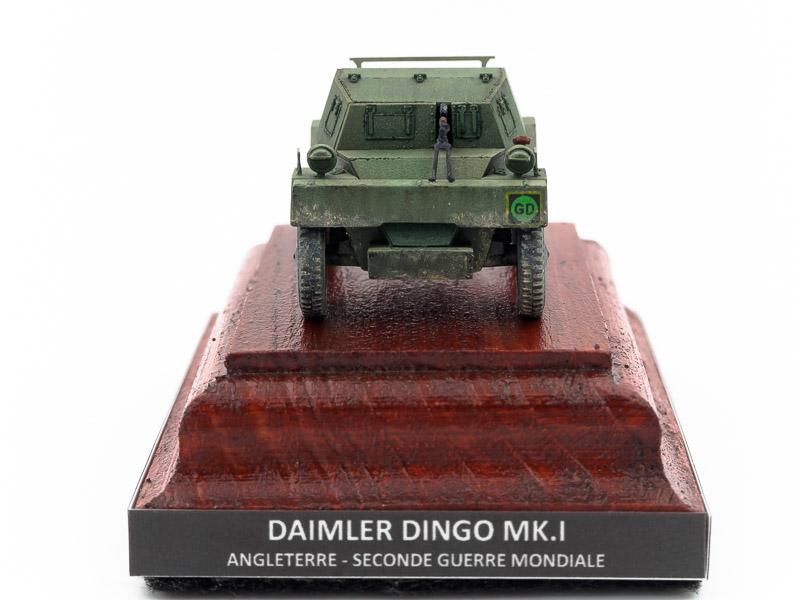 Daimler Dingo Mk.Ia [S-Model, 1/72] 19031602422524220516161213