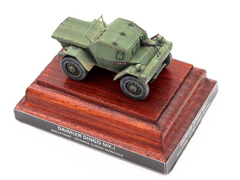 Daimler Dingo Mk.Ia [S-Model, 1/72] 19031602422624220516161214