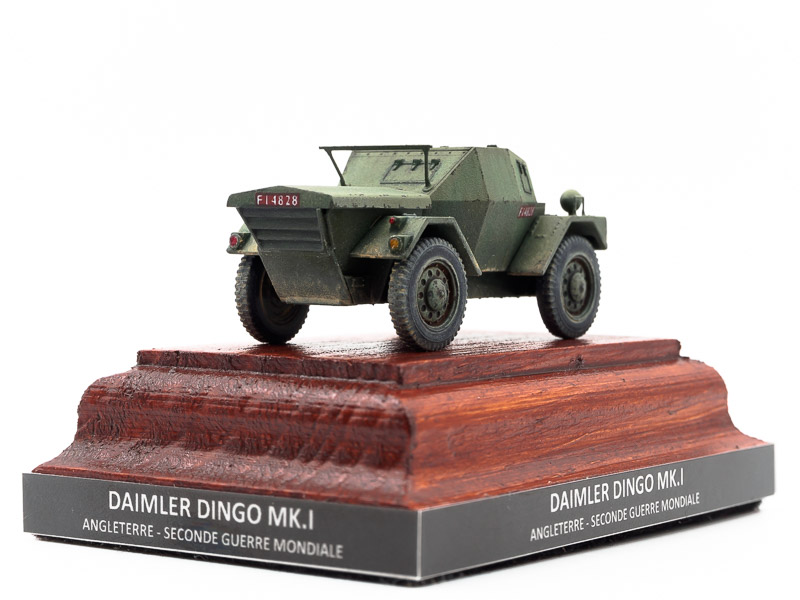 Daimler Dingo Mk.Ia [S-Model, 1/72] 19031602422924220516161216