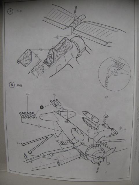 Westland Lysander MkIII Italeri-Testor 1/48 19031903503323669016165520