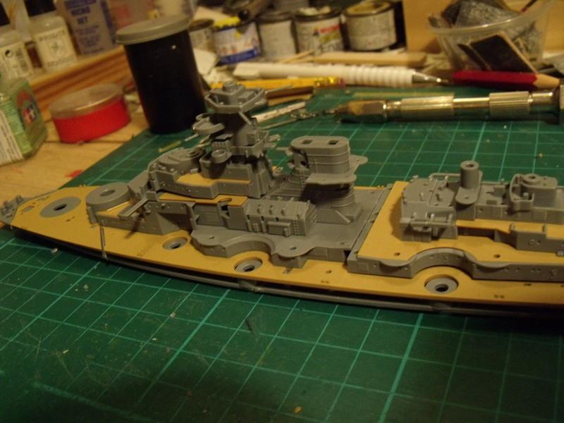 Bismarck 1/700 Meng 1903190952339470716166046