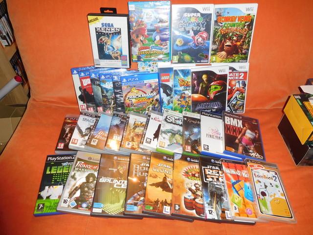[Vds]- Baisse de prix; un MAX de SNES,MD,Switch,PS4,PS1,Saturn; du neuf, du moins neuf... 19032107164216048516168642