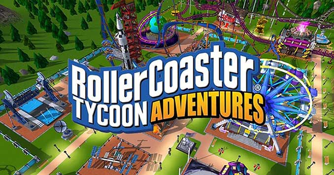 Rollercoaster Tycoon Adventures-HOODLUM