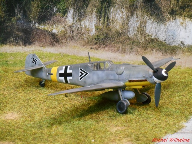 MESSERSCHMITT 109  G.5 AZ MODEL 1903290923035625616180439