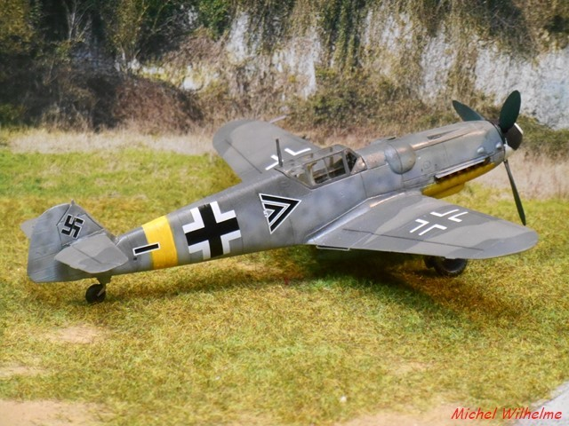 MESSERSCHMITT 109  G.5 AZ MODEL 1903290923115625616180441