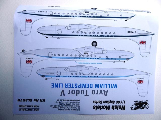 AVRO TUDOR V 1903291131419175516179588
