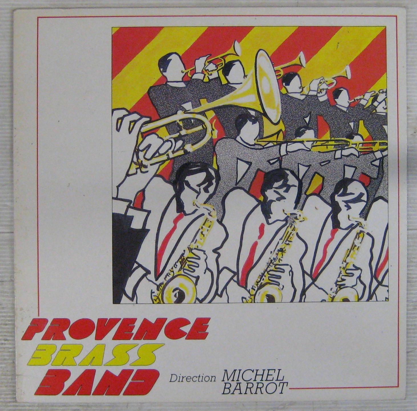PROVENCE BRASS BAND - Etude 4 - LP