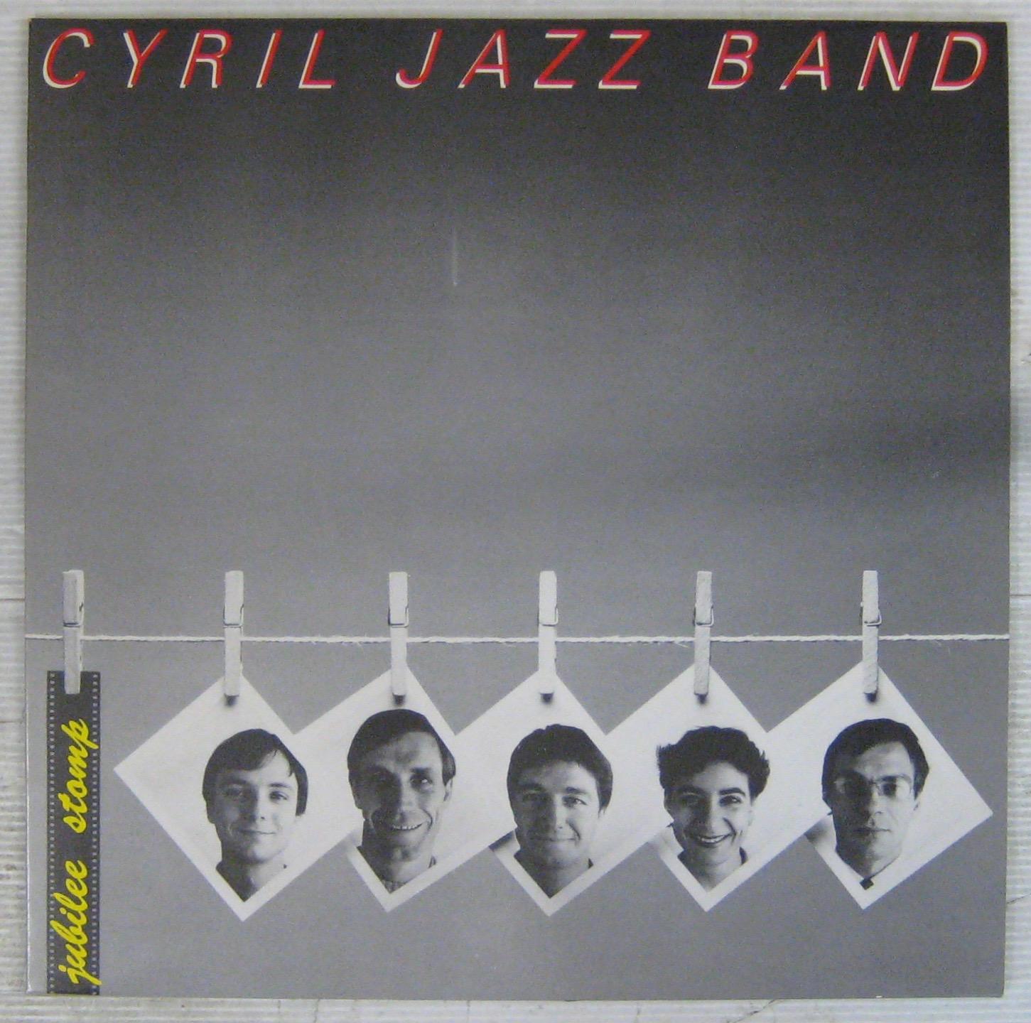 CYRIL JAZZ BAND - Jubilee Stomp - LP