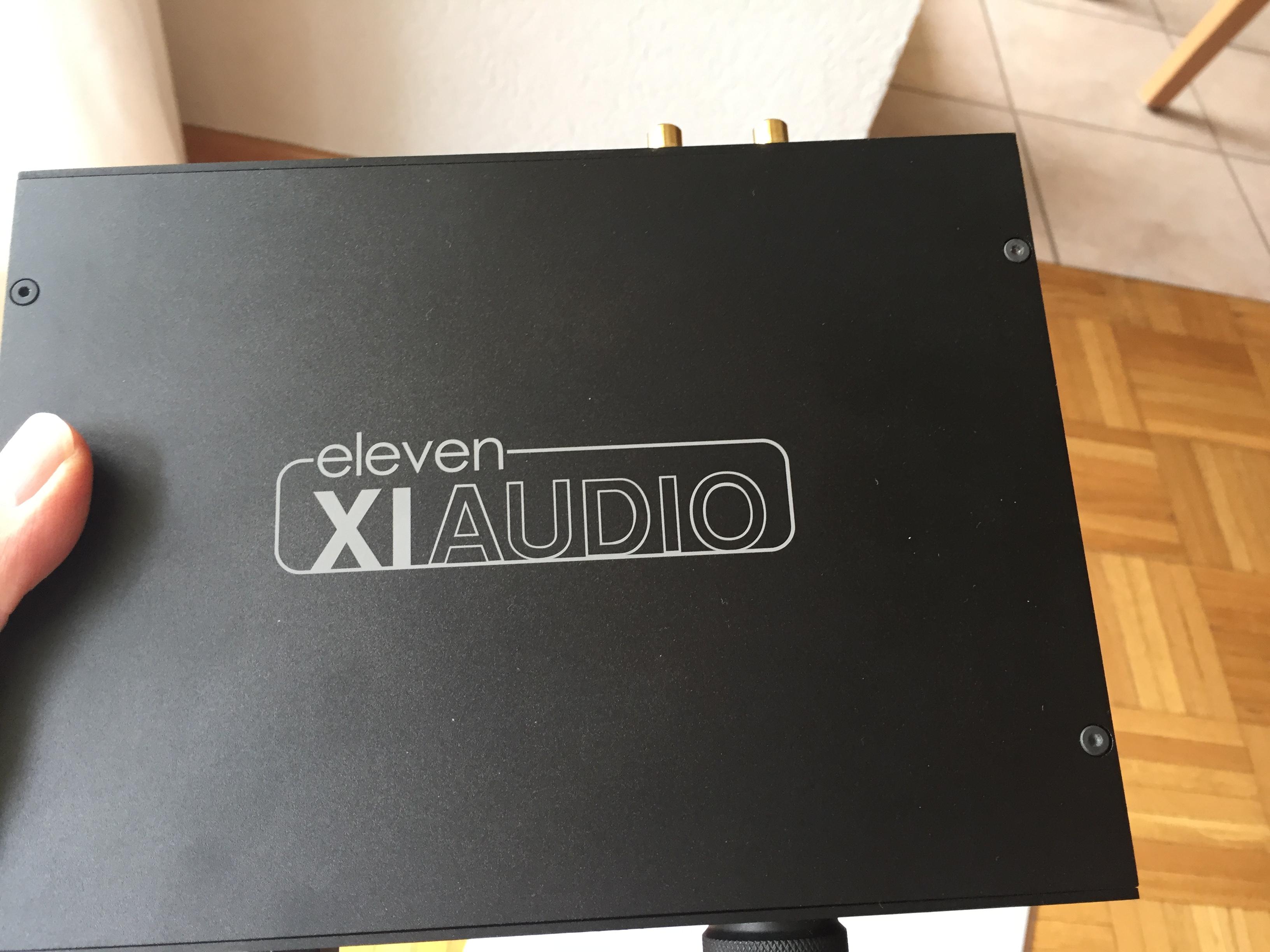 WITHDRAWN] XIAUDIO / Eleven Audio Broadway S like new