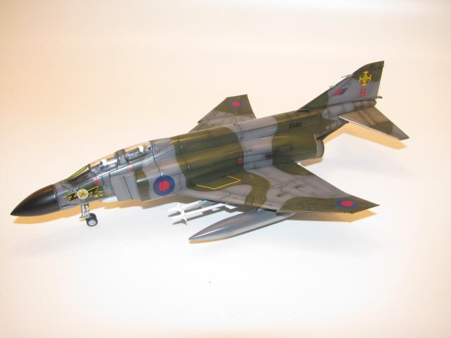 Mc Donnell-Douglas F-4M (FGR-2) Phantom II Matchbox 1/72 19041109442623669016196699