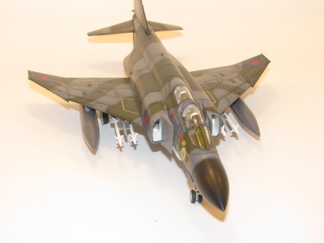 Mc Donnell-Douglas F-4M (FGR-2) Phantom II Matchbox 1/72 19041109442623669016196700