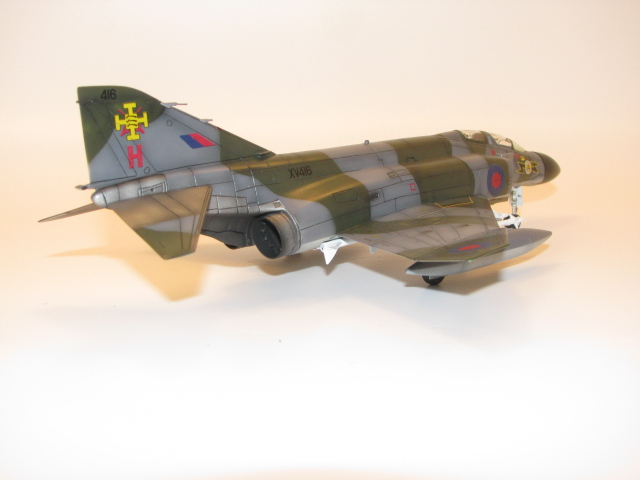 Mc Donnell-Douglas F-4M (FGR-2) Phantom II Matchbox 1/72 19041109442723669016196702