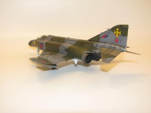 Mc Donnell-Douglas F-4M (FGR-2) Phantom II Matchbox 1/72 19041109442723669016196703