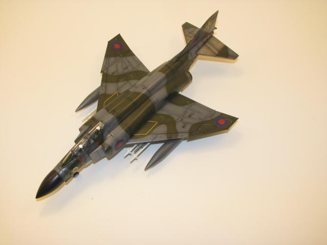 Mc Donnell-Douglas F-4M (FGR-2) Phantom II Matchbox 1/72 19041109442723669016196704