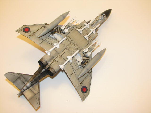 Mc Donnell-Douglas F-4M (FGR-2) Phantom II Matchbox 1/72 19041109442723669016196705