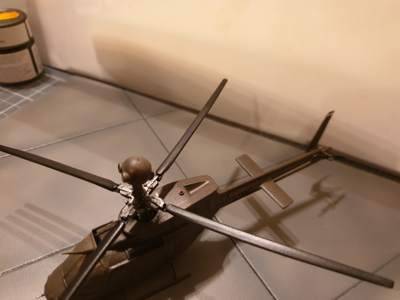 "Bell OH-58D ""Kiowa"" - Revell - 1/72 19041208483724268716197590"